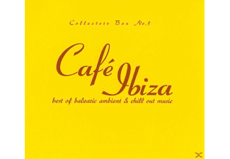 VARIOUS - Cafe Ibiza Collector's Box 3 - (CD)