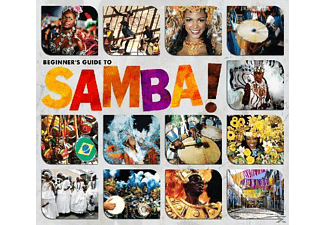 VARIOUS - Beginner's Guide To Samba - (CD)