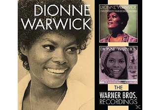 Dionne Warwick - Warner Bros.Recordings - (CD)