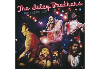 The Isley Brothers - Groove With You...Live - (CD)