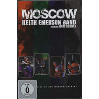 Keith Emerson Band, Marc Bonilla - Moscow [DVD]