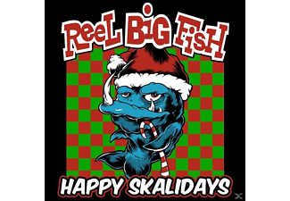 Reel Big Fish - Happy Skalidays - (Vinyl)