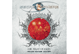 Secret Sphere - One Night In Tokyo - (DVD + CD)