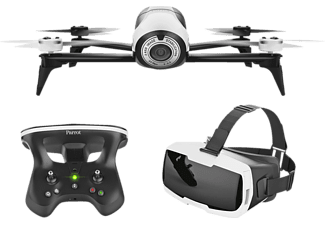 PARROT Drone Bebop 2 FPV + Lunettes FPV (PF726203AA)