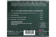VARIOUS, London Symphony Orchestra, English Chamber Orchestra, Orchestra Of The Royal Opera House - Four Sea Interludes [CD]