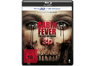 Cabin Fever - The New Outbreak - (3D Blu-ray (+2D))
