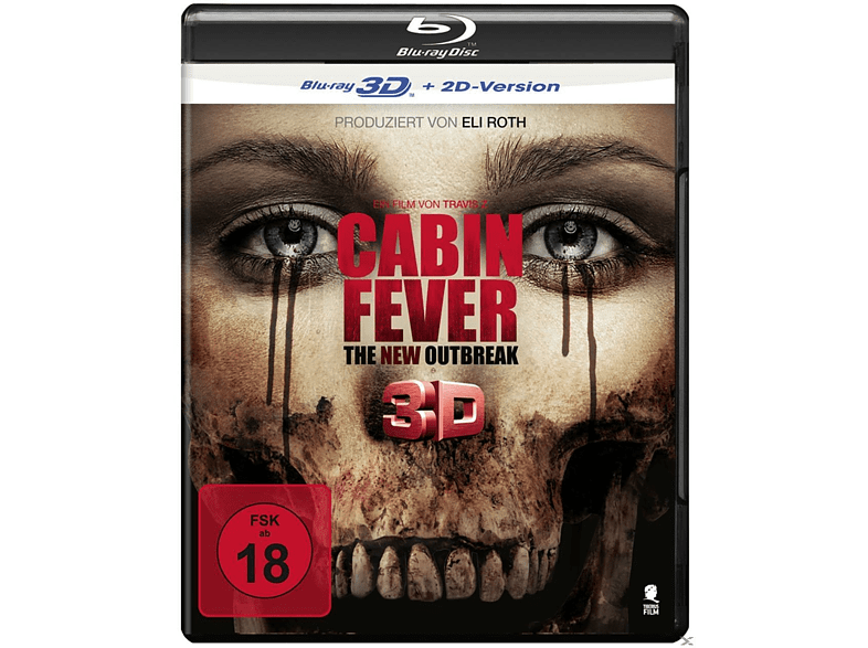 Cabin Fever - The New Outbreak [3D Blu-ray (+2D)]