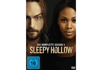 Sleepy Hollow - Staffel 3 - (DVD)