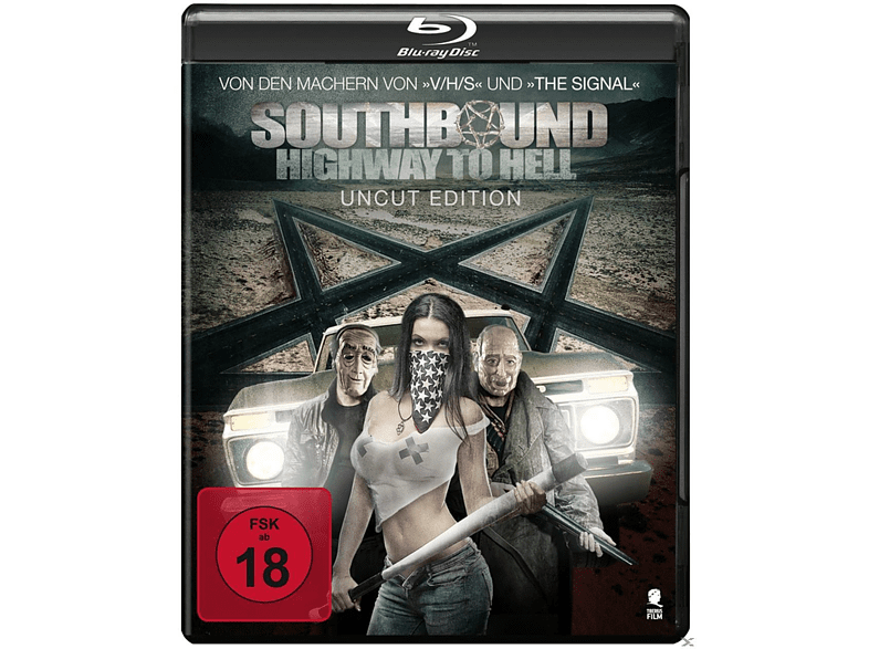 Southbound - Highway To Hell [Blu-ray]