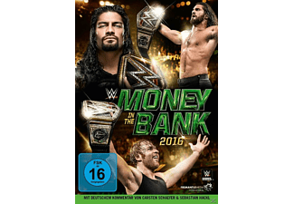 Money in the Bank 2016 - (DVD)
