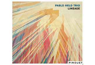Pablo Trio Held - Lineage - (CD)
