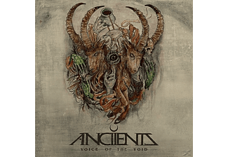 Anciients - Voice Of The Void (2LP Gatefold,Black) - (Vinyl)