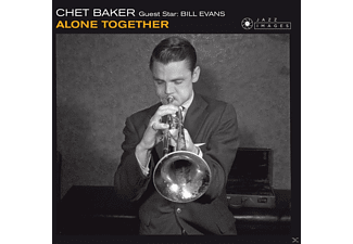 Chet Baker - Guest Star: Bill Evans - Alone Together (Vinyl LP (nagylemez))