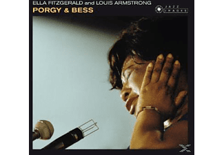 Ella Fitzgerald, Louis Armstrong - Porgy & Bess (CD)