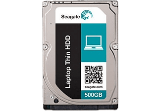 SEAGATE Laptop Thin HDD 500GB 2.5 inç 7200RPM Sata 3.0 32MB Notebook Disk (ST500LM021)