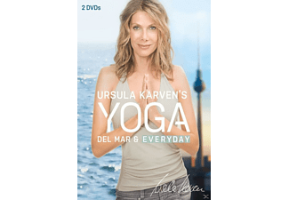 Yoga Del Mar & Yoga Everyd - (DVD)