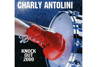 Charly Antolini - Knock Out 2k - (Vinyl)