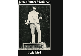 James Luther Dickinson - Dixie Fried (180gram vinyl) - (Vinyl)