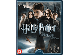Harry Potter 6: En de Halfbloed Prins DVD