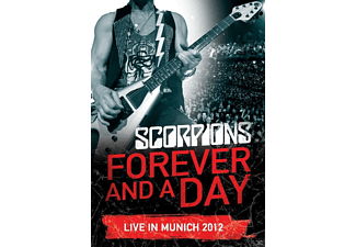 Scorpions - Live In Munich 2012 - (DVD)
