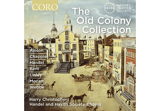 Handel And Haydn Society Chorus - The Old Colony Collection - (CD)
