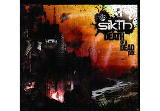 Sikth - Death Of A Dead Day - (Vinyl)