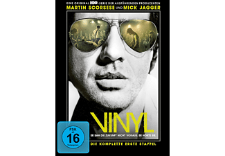 Vinyl - Staffel 1 - (DVD)
