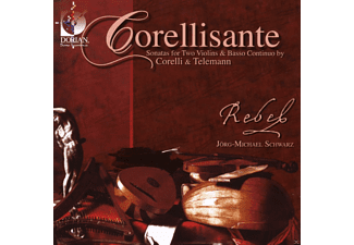 Ensemble Rebel - Corellisante - (CD)