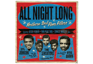 VARIOUS - All Night Long: Northern Soul Floor Fillers - (Vinyl)