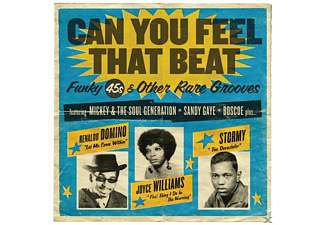 VARIOUS - Can You Feel That Beat - (Vinyl)