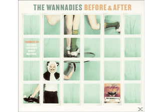 The Wannadies - Before And After - (CD)