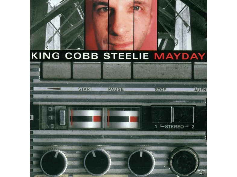 King Cobb Steelie - Mayday [CD]