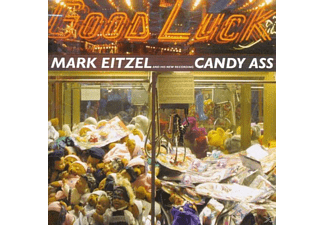 Mark Eitzel - Candy Ass - (CD)