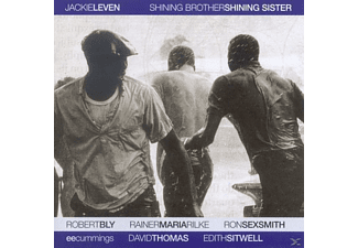 Jackie Leven - Shining Brother Shining Sister - (CD)