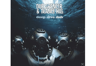 Dub Spencer & Trance Hill - Deep Dive Dub - (LP + Bonus-CD)