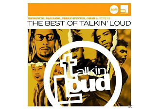 VARIOUS - The Best Of Talkin' Loud (Jazz Club) - (CD)