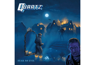 Quartz - Fear No Evil (Ltd.Milky Clear Vinyl) - (Vinyl)