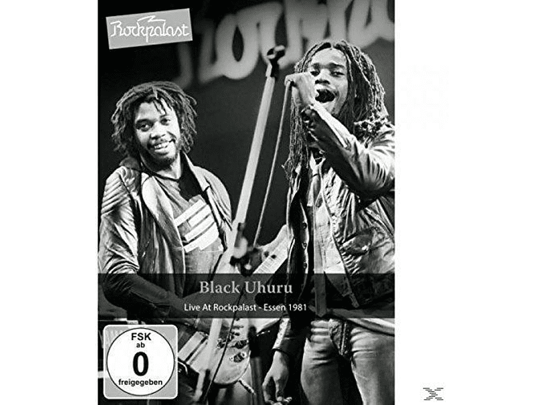 Black Uhuru - Live At Rockpalast [DVD]