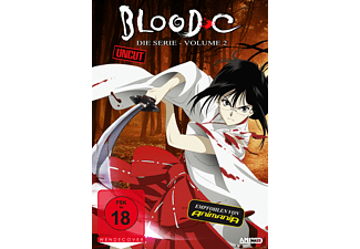 Blood-C - Die Serie - Volume 2 - Episode 4-6 [DVD]