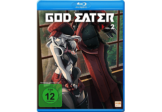 God Eater - Vol. 2/Episode 6 - 9 - (Blu-ray)