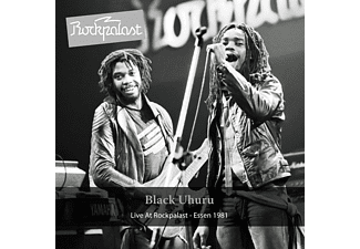Black Uhuru - Live At Rockpalast - (Vinyl)