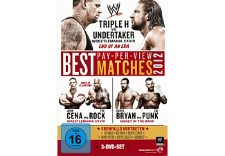 Best PPV Matches 2012 [DVD]