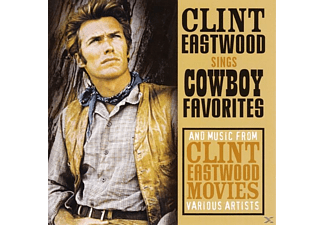 Clint & Various Eastwood - Sings Cowboy Favorites - (CD)