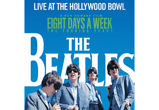 The Beatles - Live At The Hollywood Bowl CD