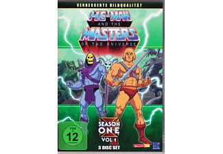 He-Man and the Masters of the Universe - Staffel 1 - (DVD)