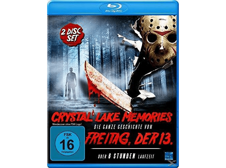 Crystal Lake Memories - The complete history of Friday 13th [Blu-ray]