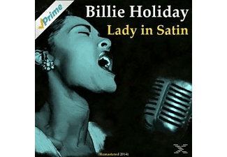 Billie Holiday - Lady In Satin (180g Vinyl)-Jean-Pierre Leloir Co - (Vinyl)