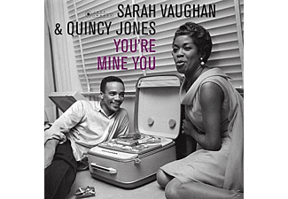 Sarah Vaughan, Quincy Jones - You're Mine You (180g Vinyl)-Jean-Pierre Leloir - (Vinyl)