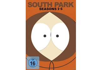 South Park – Season 1-5 - (DVD)