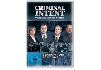 Criminal Intent - Verbrechen im Visier - Staffel 4.1 [DVD]